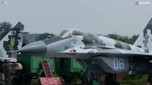 Львівський авіаремонтний завод передав ЗСУ модернізований МіГ-29
