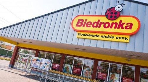 Польська мережа Biedronka видавала українські огірки за польські. Одній з найбільших польських мереж супермаркетів загрожує штраф у 1,5 млрд злотих
