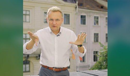 Садовий заявив про повну відмову від хлорування міських водогонів у Львові. Частина водопостачальної системи Львова уже використовує гіпохлорит натрію