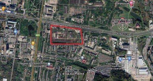 Мерія представила план забудови недіючої колонії у Львові. Мін'юст планує оголосити конкурс на продаж виправної колонії №48