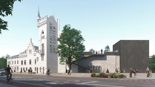 ДАБІ дозволила розпочати реконструкцію «Фабрики повидла» у Львові. Ще у 2015 році австрійський меценат Гаральд Біндер викупив фабрику під створення арт-центру