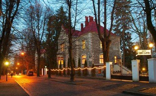 «Самопоміч» оскаржить продаж готелю «Замок Лева» без аукціону. Лідер «Самопомочі» в облраді заявила про звернення у правоохоронні органи