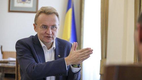 Садовий запропонував «ЄС» посаду секретаря Львівської міськради. «Я все ж налаштований шукати компроміси. Місту не потрібні скандали»