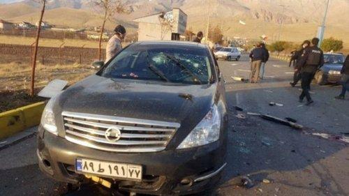 В Ірані вбили засновника програми створення ядерних боєголовок