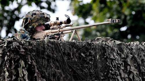 Російський снайпер поранив українського воїна на Донбасі. Український військовослужбовець дістав поранення неподалік Світлодарська