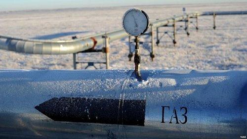 Росія  почала скорочувати об'єми транзиту газу через Україну