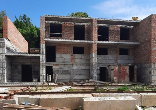 Міська ДАБК оштрафувала забудовника в районі Під Голоско на 2,5 млн гривень