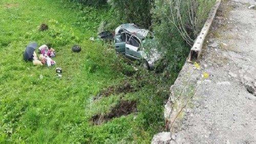 У ДТП на Львівщині травмувались четверо іноземців