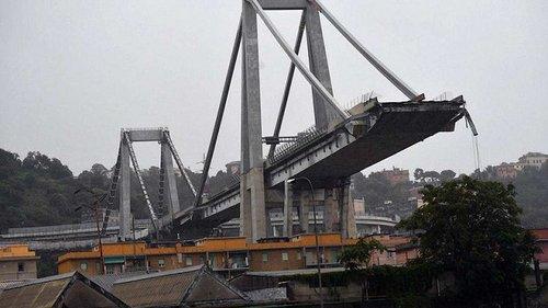 Кількість жертв обвалення моста в Генуї зросла до 35 людей