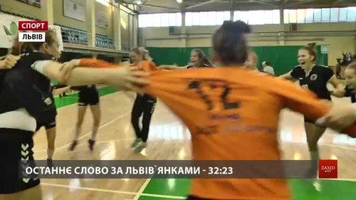 Львівська «Галичанка» після зустрічі з головними суперниками очолює турніру таблицю Суперліги