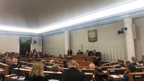 Сенат Польщі ухвалив постанову до 85-х роковин Голодомору в Україні