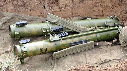 Російські бойовики обстріляли з гранатомета українських спостерігачів