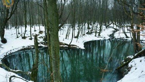 На Бродівщині відновлюються унікальні карстові водойми