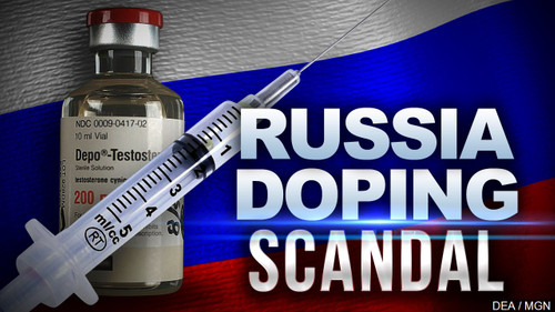 Росії заборонили брати участь в Олімпіадах та чемпіонаті світу з футболу