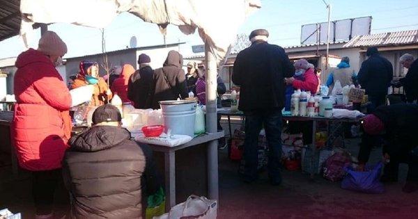 Суд оштрафував директора львівського ринку за порушення карантину. На територію ринку «Біля універмагу» впустили більше 10 відвідувачів