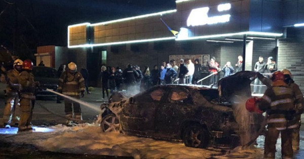П'яний львівський водій розбив два авто і намагався відкупитися від поліції  - ZAXID.NET