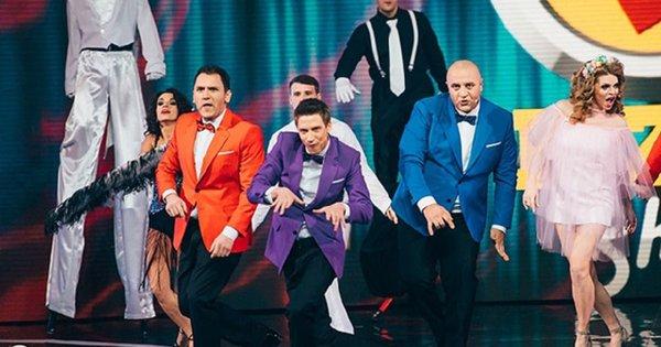Українське «Дизель шоу» показуватимуть на російському телебаченні. Прем'єра проекту анонсована на 8 лютого