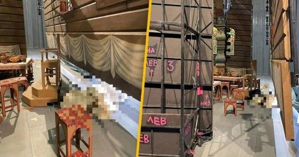 Під час опери у Великому театрі Росії актора вбило декорацією thumbnail