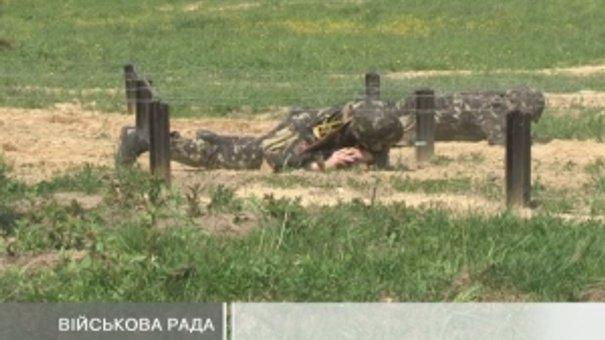 В Академії сухопутних військ - новий повітрянодесантний комплекс