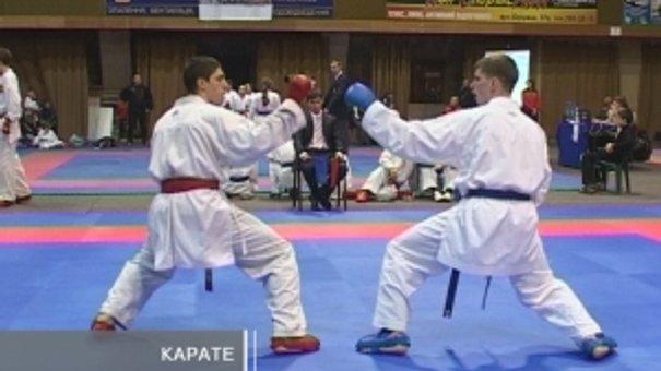 """Каратисти """"Юніону"""" посіли перше місце на міжнародному турнірі"""