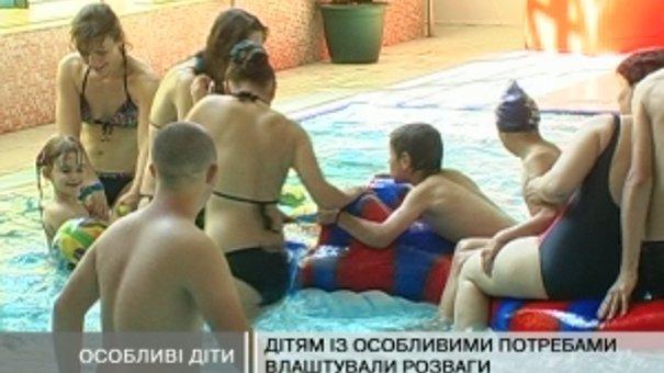 """У Львові пройшла акція """"Ігри на здоров'я"""""""