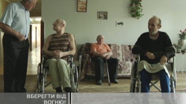 Надзвичайники перевіряють будинки для літніх людей