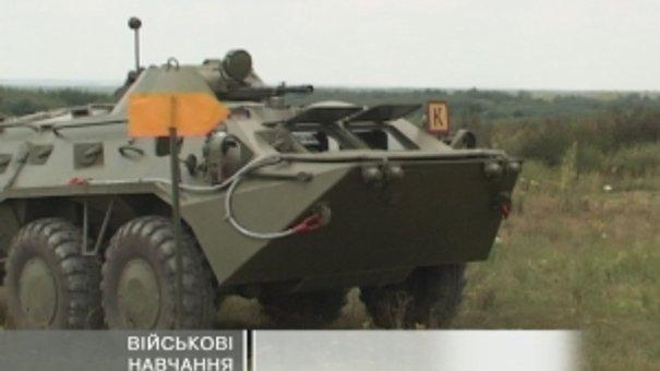 На Львівщині тривають військові навчання Rapid Trident