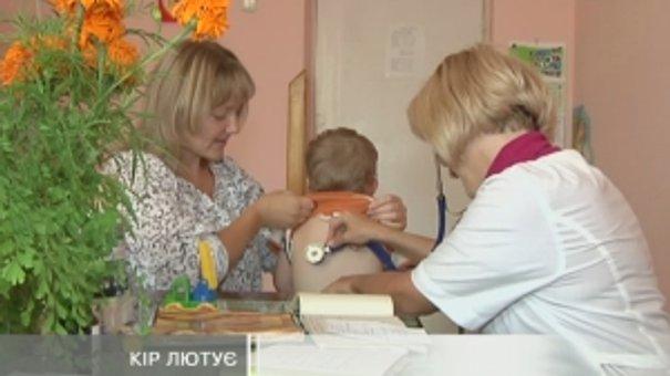 На Львівщині зафіксували 56 випадків захворювання на кір