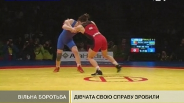"""Три із семи """"українських"""" медалей на чемпіонаті Європи здобули львів'янки"""