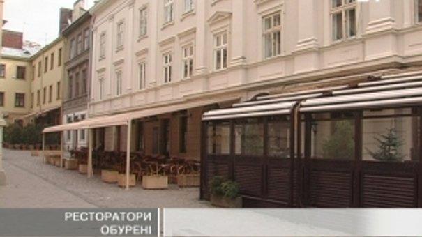 Львівські чиновники висунули нові вимоги до літніх майданчиків кав'ярень