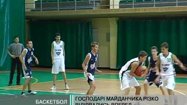 Львів'яни перемагають у 9-му Міжнародному турнірі з баскетболу