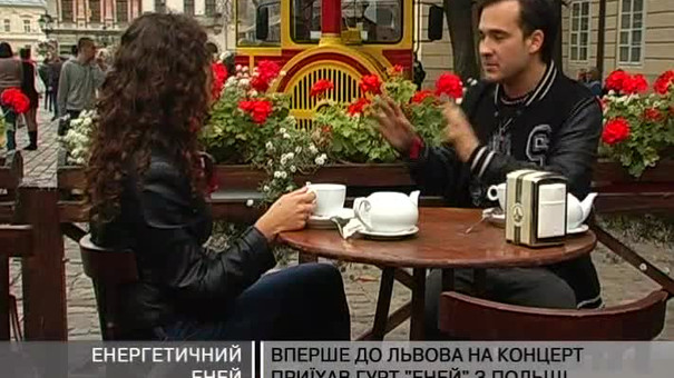 З концертом до Львова приїхав польський гурт з українськими піснями