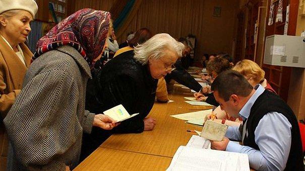 В Україні розпочалися вибори народних депутатів
