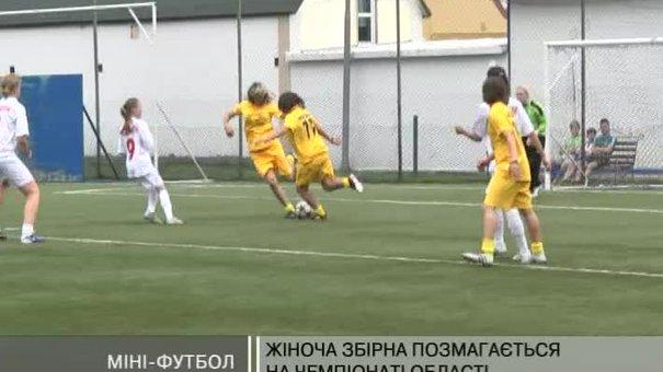 Львівські футзалістки візьмуть участь в обласних змаганнях