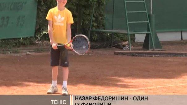 Стартував тенісний Меморіал Дмитріва