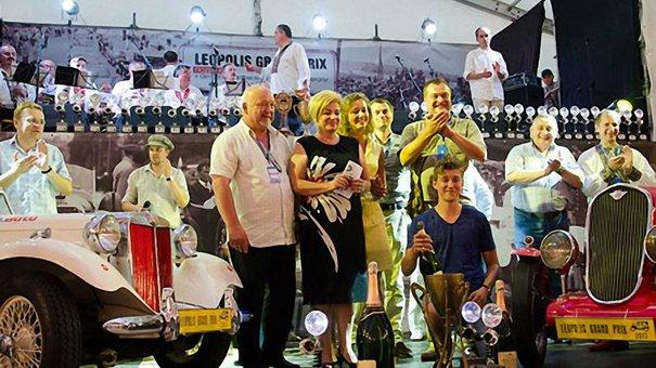 Кубок Leopolis Grand Prix здобуло подружжя з Польщі