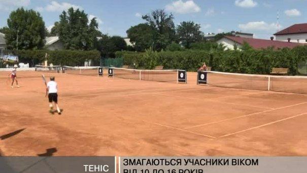 """Стартував тенісний турнір """"Кубок Євроспорту"""""""