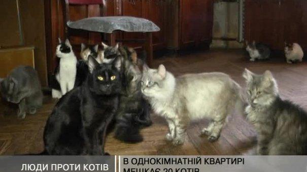 """Львів'яни обурюються проти """"домашніх"""" притулків для тварин"""
