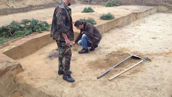 На Львівщині знайшли рештки будівлі, якій майже 3 тис. років. Фото