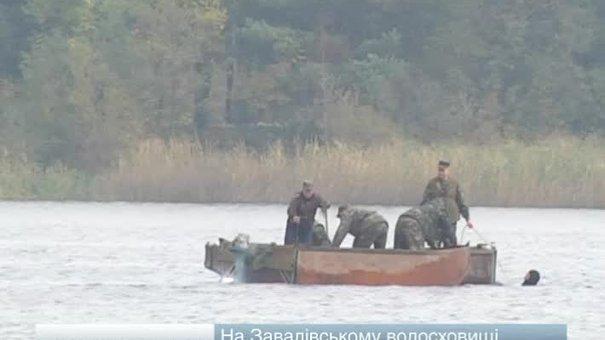 Біля села Грушів шукають ракету