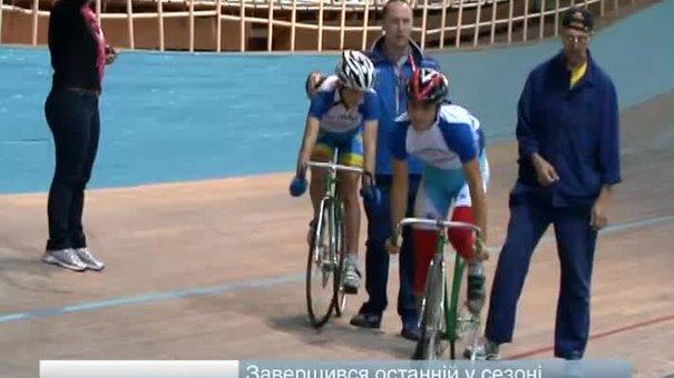 Завершився останній у сезоні чемпіонат України з велотреку