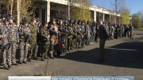 У Раві-Руській зібралося близько 2 сотень пейнтболістів