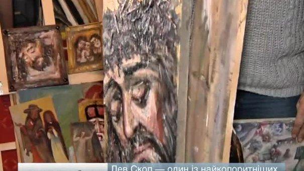 Львівський художник Лев Скоп — один із найколоритніших майданівців