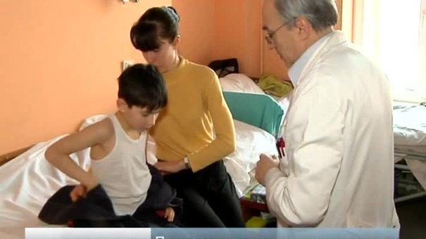 Хлопчика із вадою серця прооперували у Львові