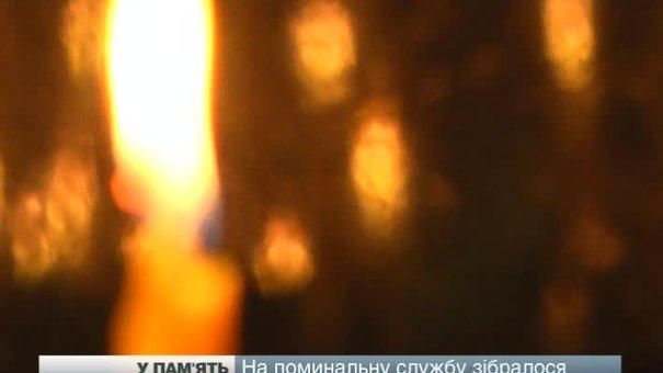 У Вірменському соборі пом'янули Нігояна: зібралося навіть ті, хто його не знали