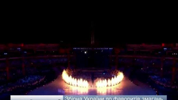 Хто представлятиме Україну на олімпіаді в Сочі?