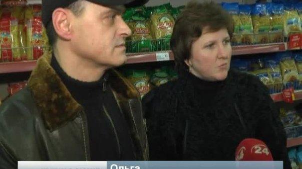 Українці найчастіше споживають рис, гречку та макарони