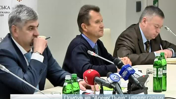 Сало виконує роботу голови ОДА з Арени Львів