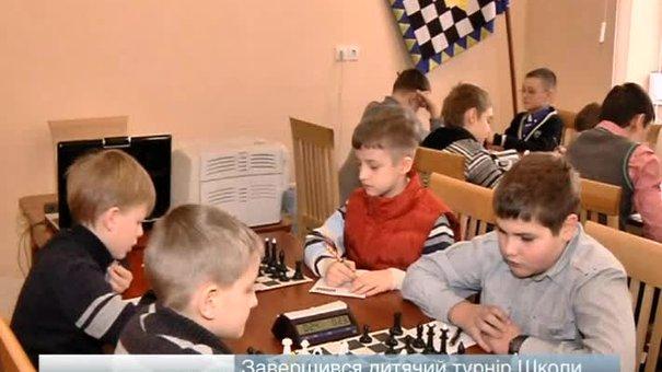 У Львові завершився шаховий турнір школи Василя Іванчука