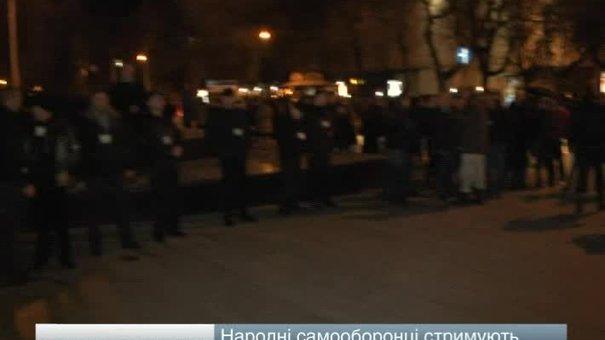 """""""Беркут"""" вибачився перед львівським Євромайданом"""